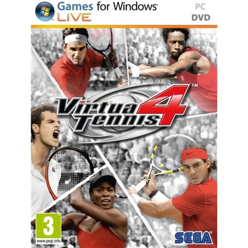 Virtua tennis 4 pc patch download soft-ix.